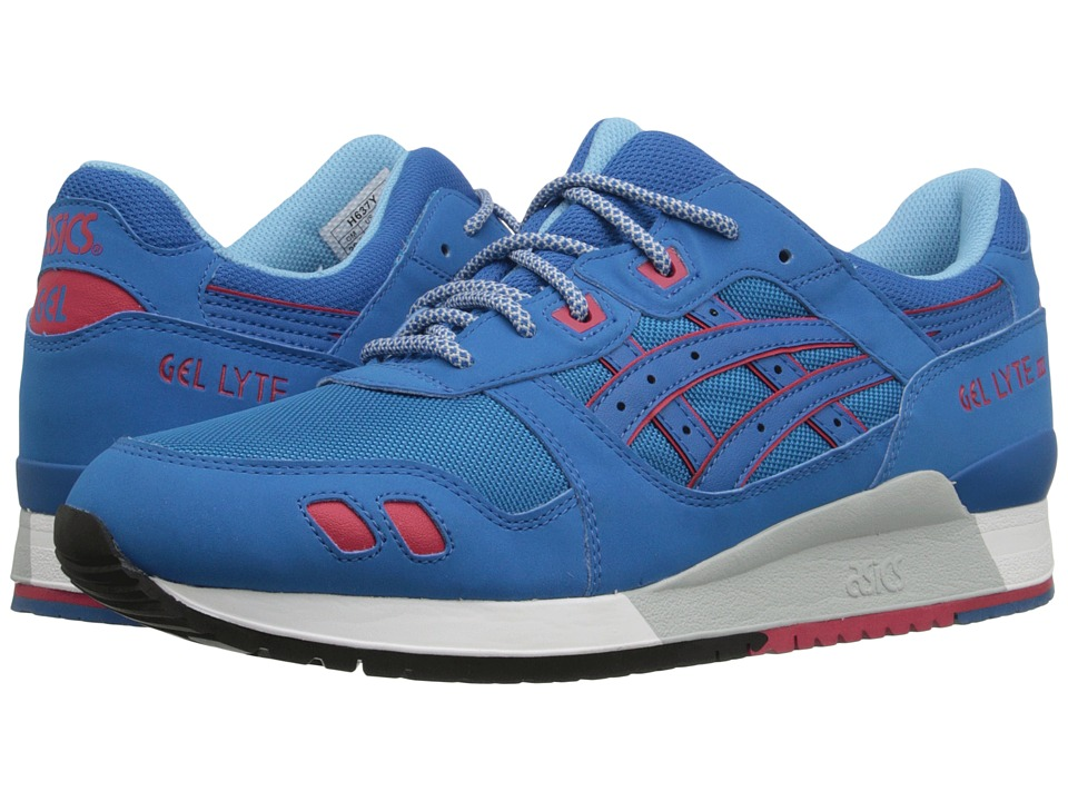 ASICS Tiger - Gel-Lyte III (Mid Blue/Mid Blue) Classic Shoes