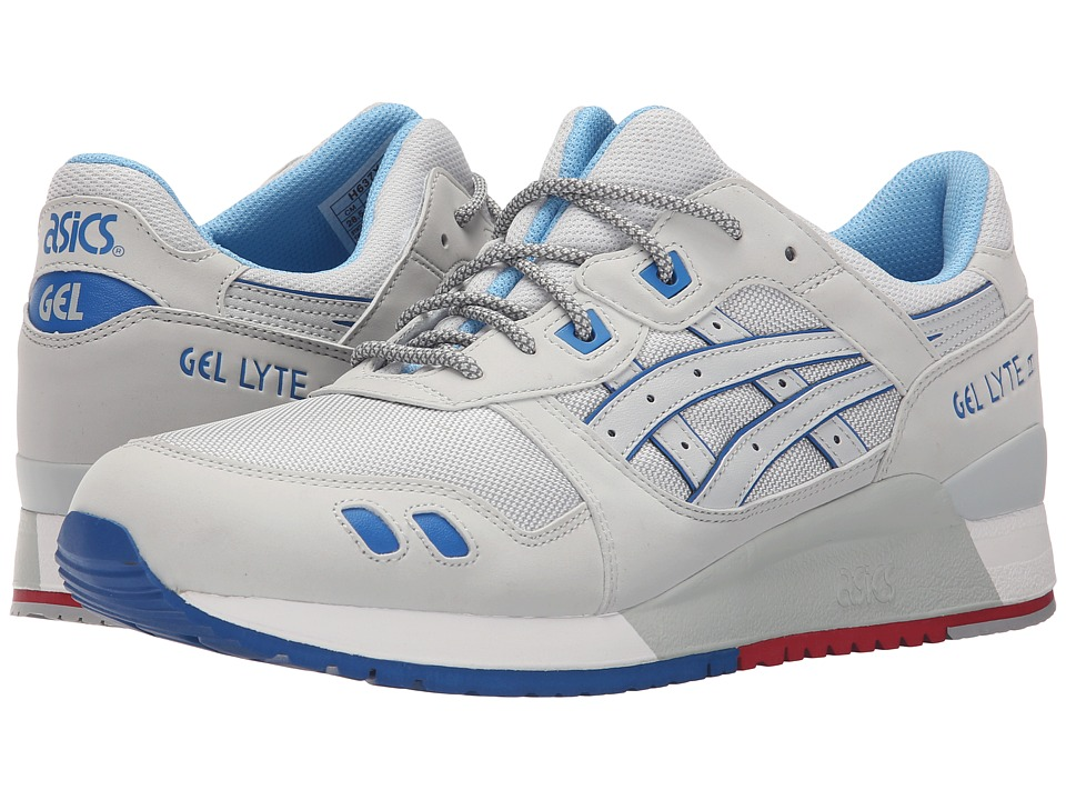 Onitsuka Tiger by Asics - Gel-Lyte III (Soft Grey/Soft Grey) Classic Shoes