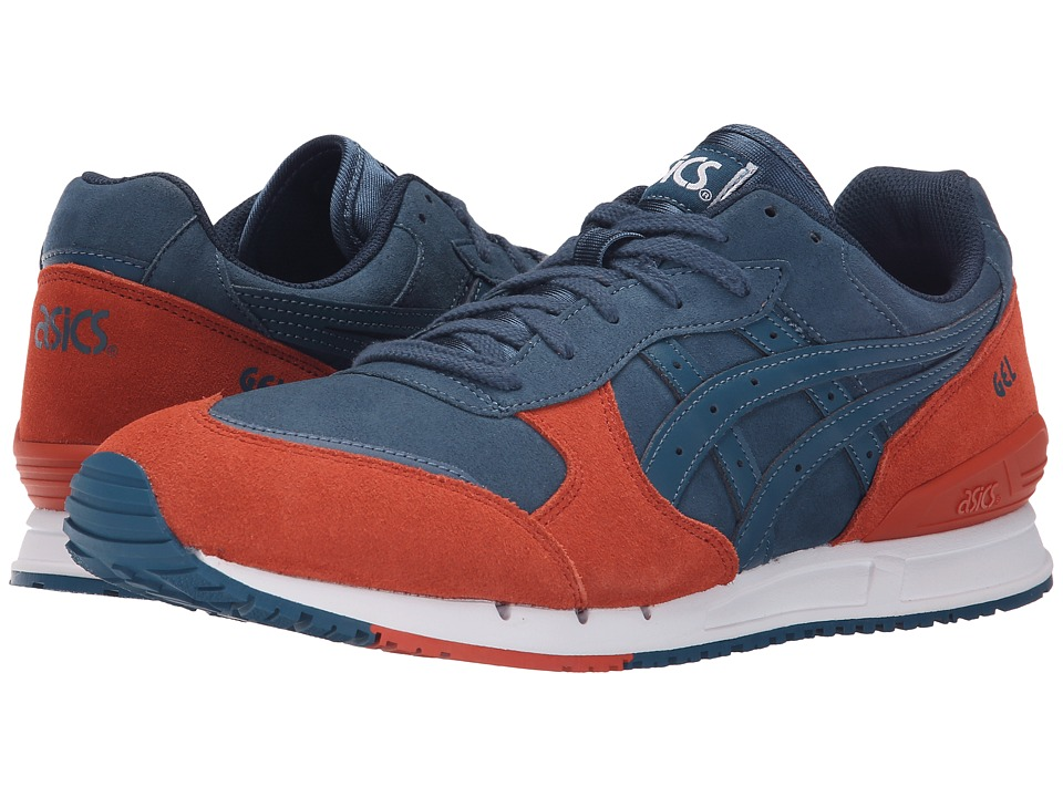 ASICS Tiger - Gel-Classic (Chili/Legion Blue) Classic Shoes