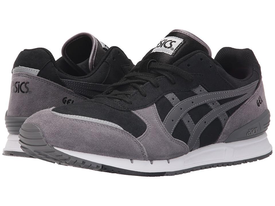 ASICS Tiger - Gel-Classic (Black/Grey) Classic Shoes