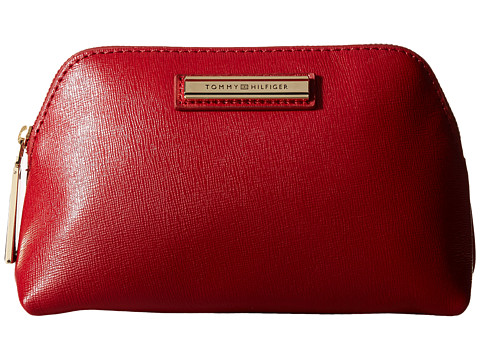 Tommy Hilfiger - Signature Coin Bag (Red) Coin Purse