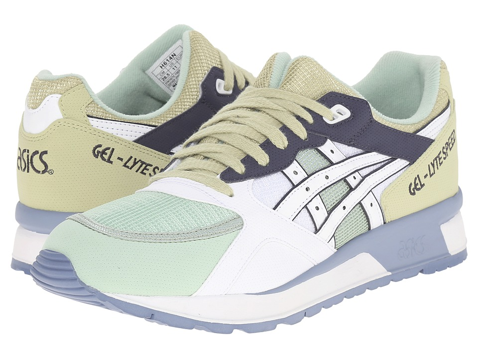 ASICS Tiger - Gel-Lyte Speed (White/White) Shoes