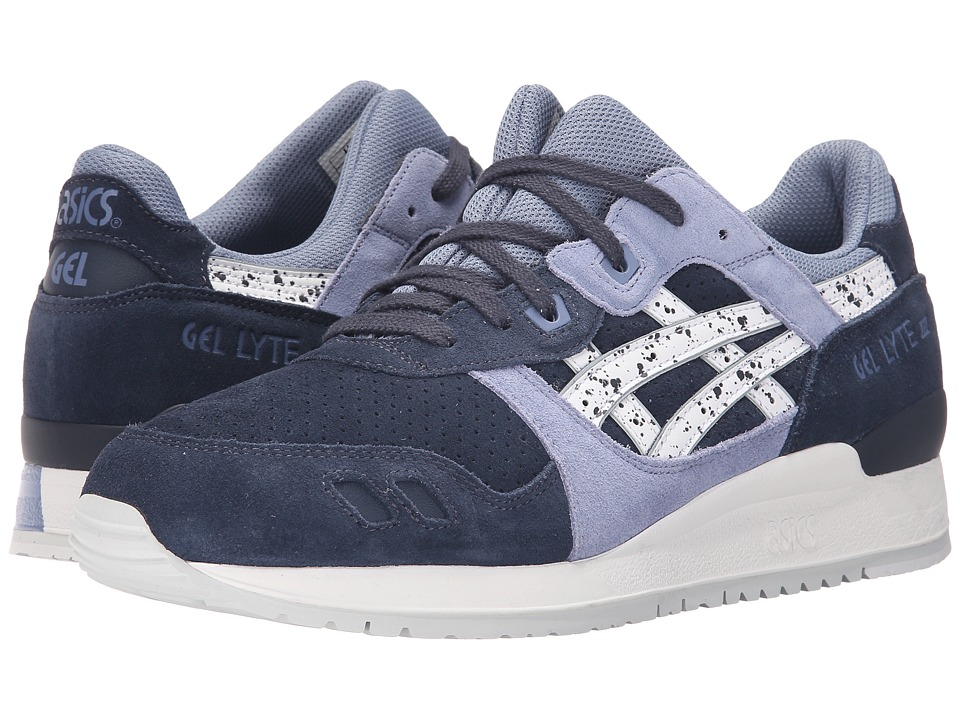 ASICS Tiger - Gel-Lyte III (Indian Ink/White) Classic Shoes