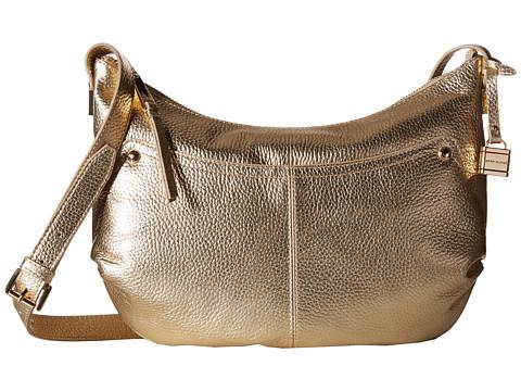 Tommy Hilfiger - Painterly Crossbody (Metallic Gold) Cross Body Handbags