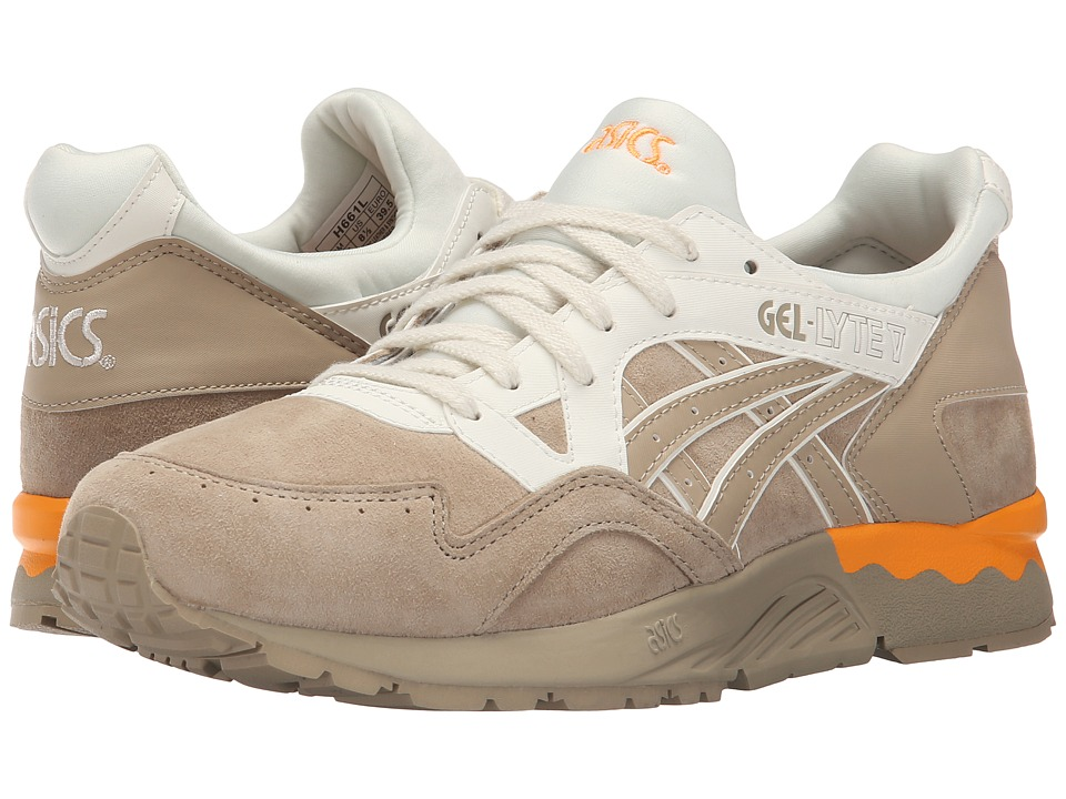 ASICS Tiger - Gel-Lyte V (Sand/Sand) Women's Shoes