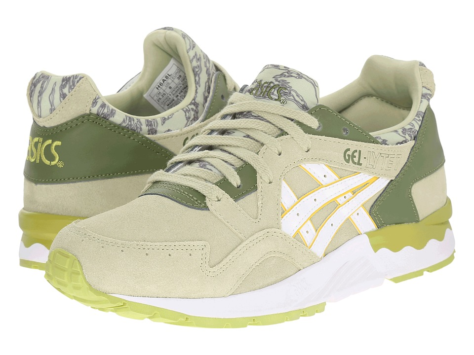 ASICS - Gel-Lyte V (Winter Pear/White) Women's Shoes