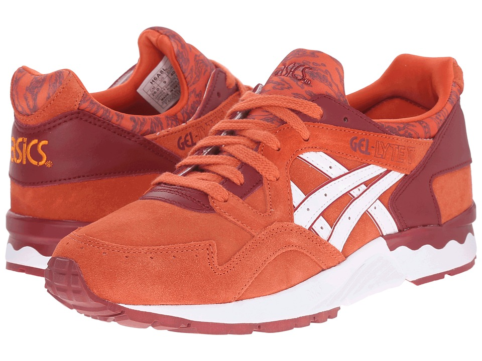 ASICS Tiger - Gel-Lyte V (Chili/White) Women's Shoes
