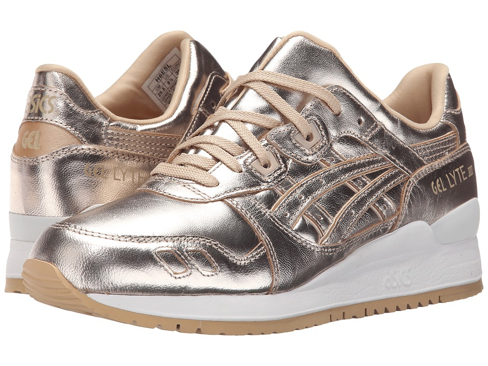 Onitsuka Tiger by Asics Gel-Lyte III Champagne-Champagne Womens Shoes