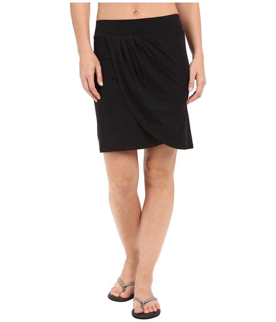 Toad&Co - Adella Skirt (Black) Women's Skirt