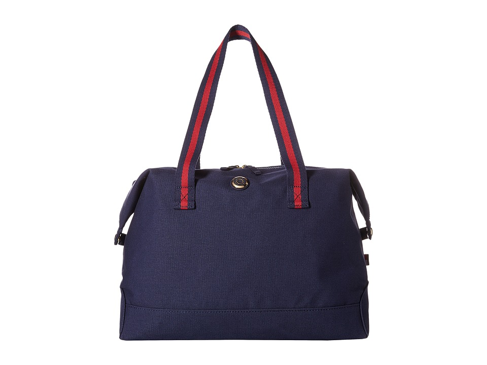 upc 646130000055 tommy hilfiger canvas weekender navy duffel bags. Black Bedroom Furniture Sets. Home Design Ideas