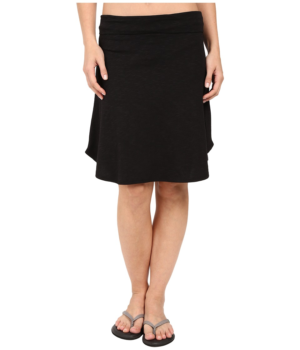 Toad&Co - Shaye Skirt (Black) Women's Skirt