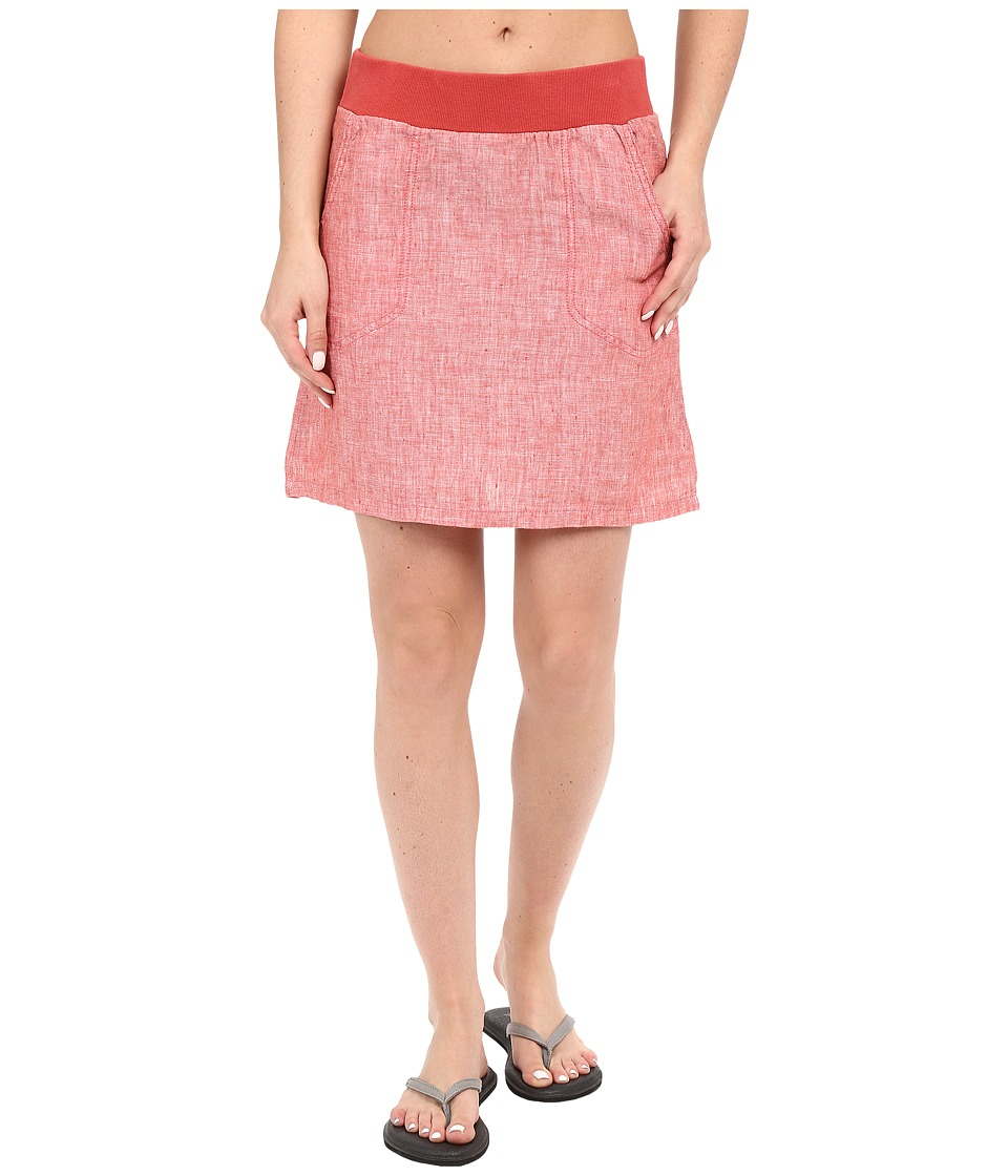 Toad&Co Lina Skirt (Cedar) Women