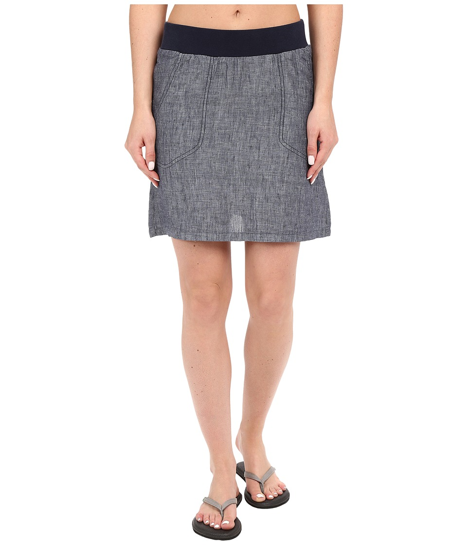 Toad&Co Lina Skirt (Deep Navy) Women