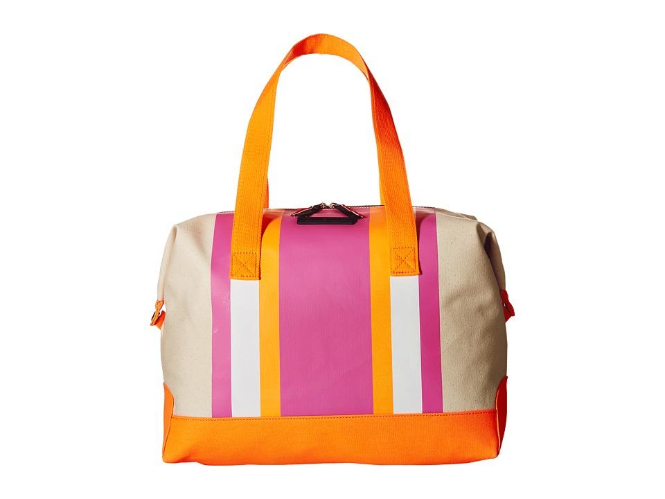 on sale tommy hilfiger stripes canvas weekender naturalnavyred duffel bags find more warehouse. Black Bedroom Furniture Sets. Home Design Ideas