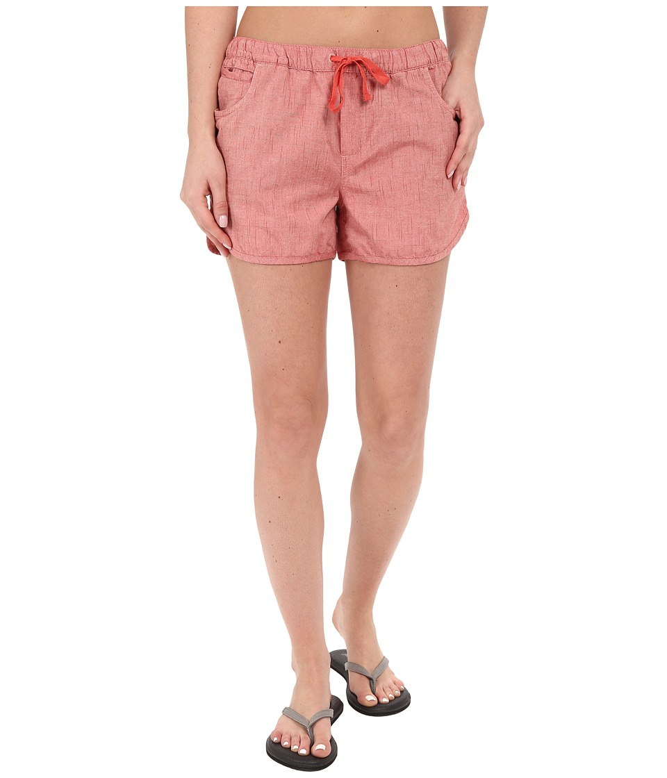 Toad&Co - Festivator Shorts (Cedar) Women's Shorts