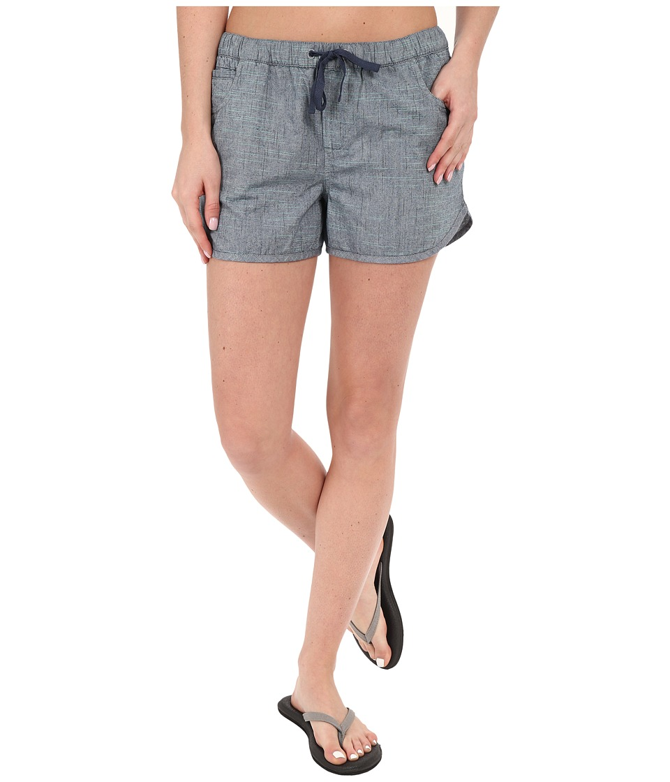 Toad&Co - Festivator Shorts (Deep Navy) Women's Shorts