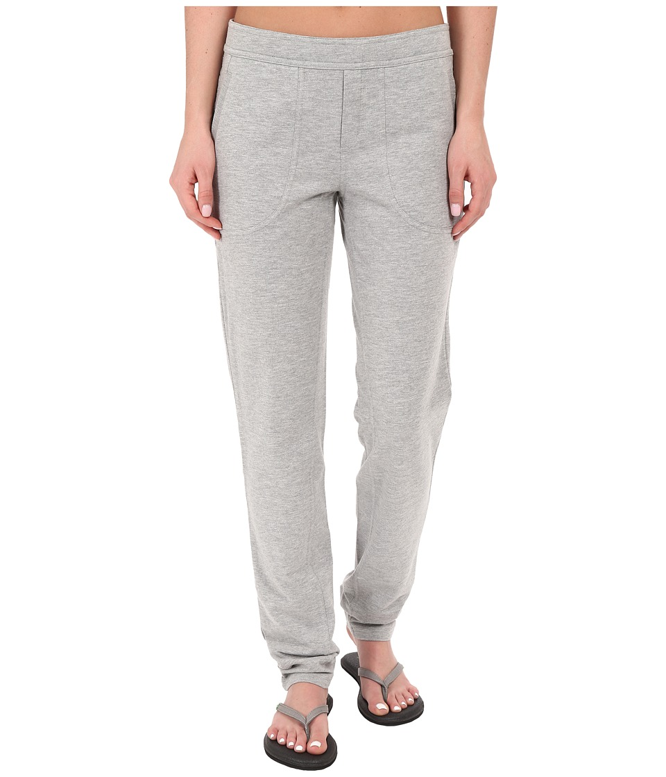 Toad&Co - BFT Sweatpants (Heather Grey) Women's Casual Pants