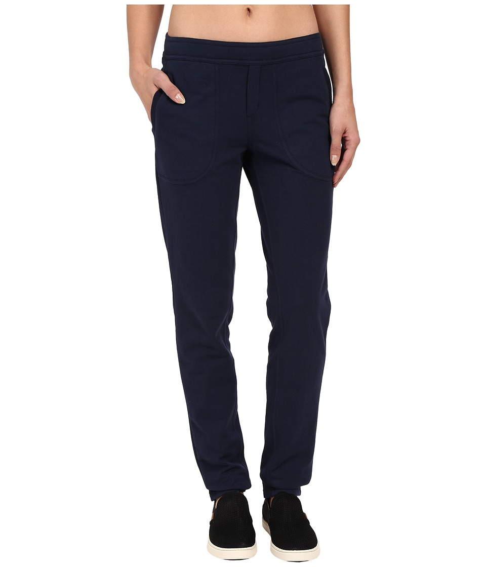Toad&Co - BFT Sweatpants (Deep Navy) Women's Casual Pants