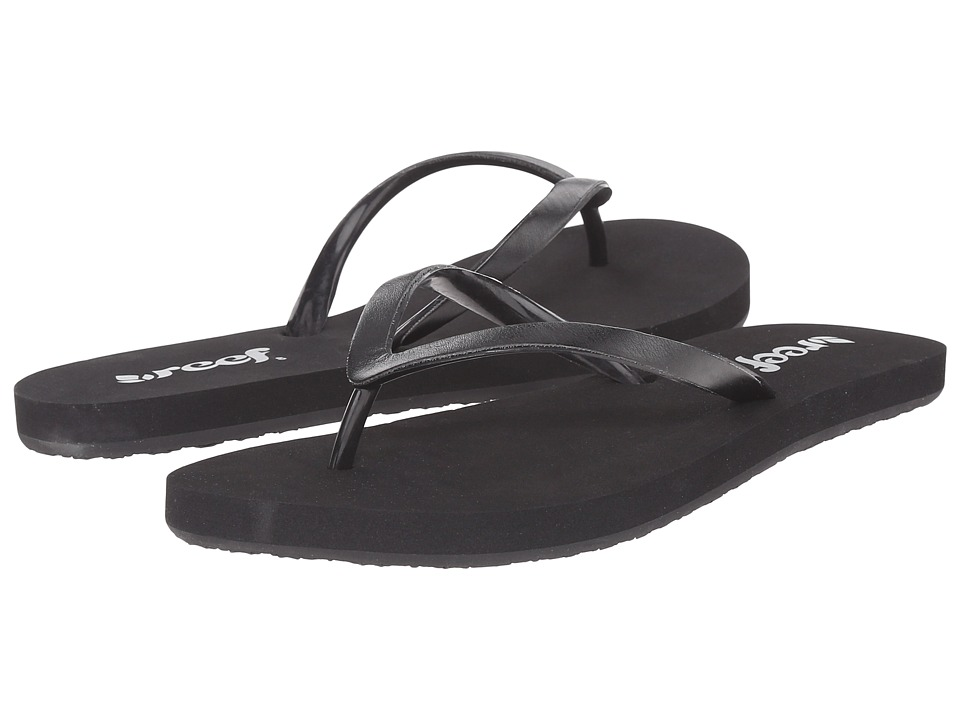 Reef - Stargazer Shine (Black) Women's Sandals