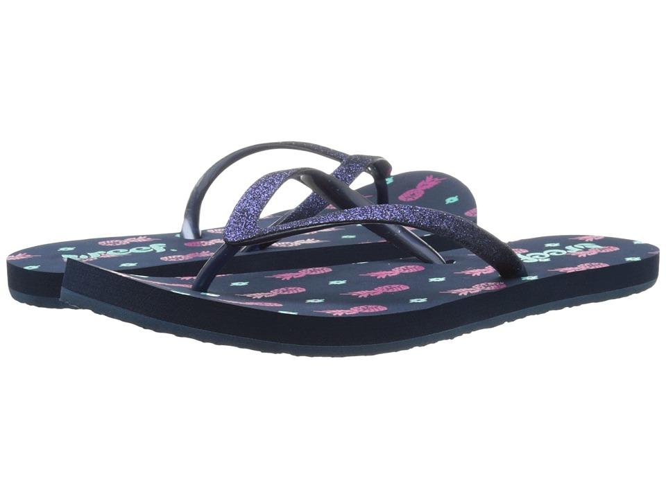 Reef - Stargazer Prints (Navy Pineapple) Women's Sandals