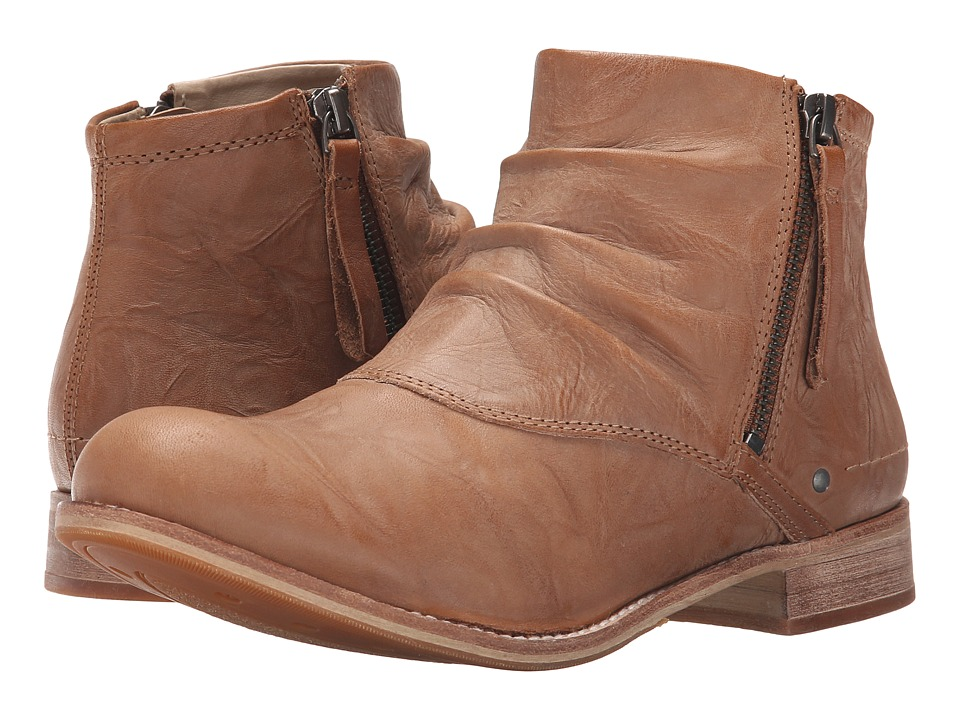 Caterpillar Casual - Irenea (Brown) Women's Zip Boots