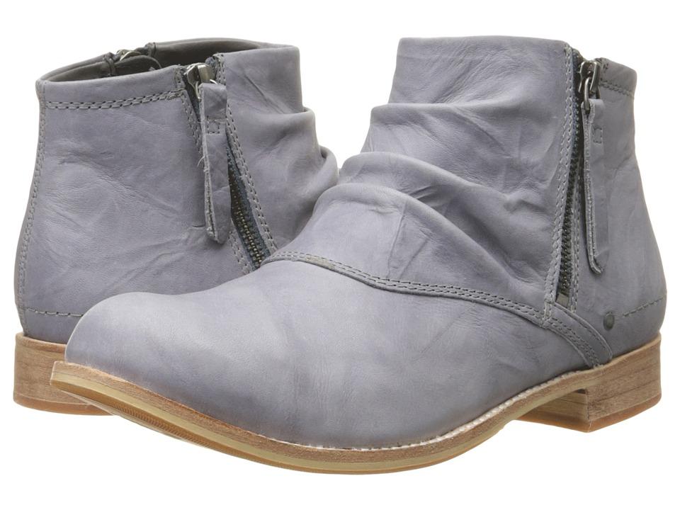 Caterpillar Casual - Irenea (Periwinkle) Women's Zip Boots