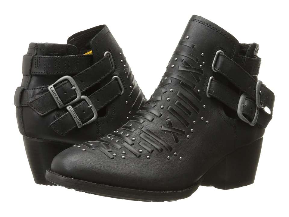 Caterpillar Casual - Cheyenne (Black) Women's Pull-on Boots