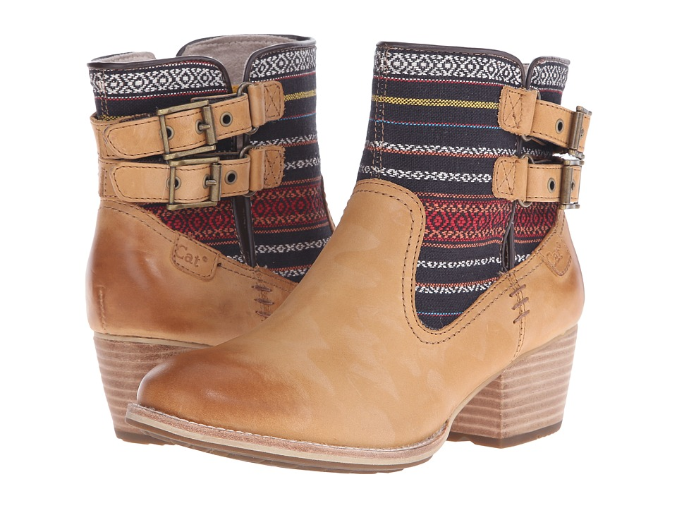 Caterpillar Casual - Willa Canvas (Sunny Tribal) Women's Boots