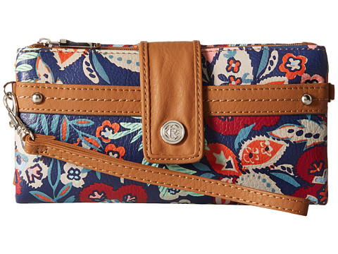 Relic - Vicky Tab Checkbook (Paisley) Checkbook Wallet