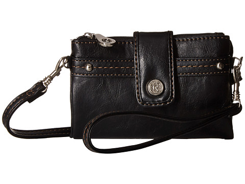 Relic - Vicky Multifunction (Black Coffee) Clutch Handbags