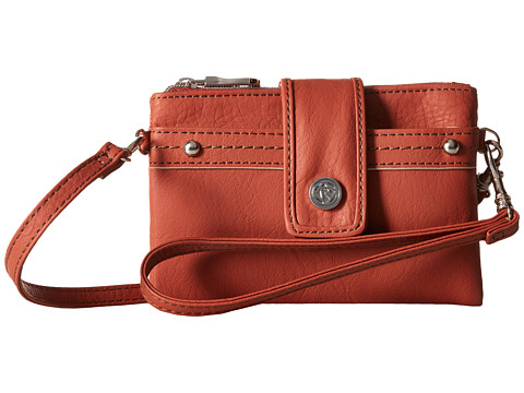 Relic - Vicky Multifunction (Burnt Orange) Clutch Handbags