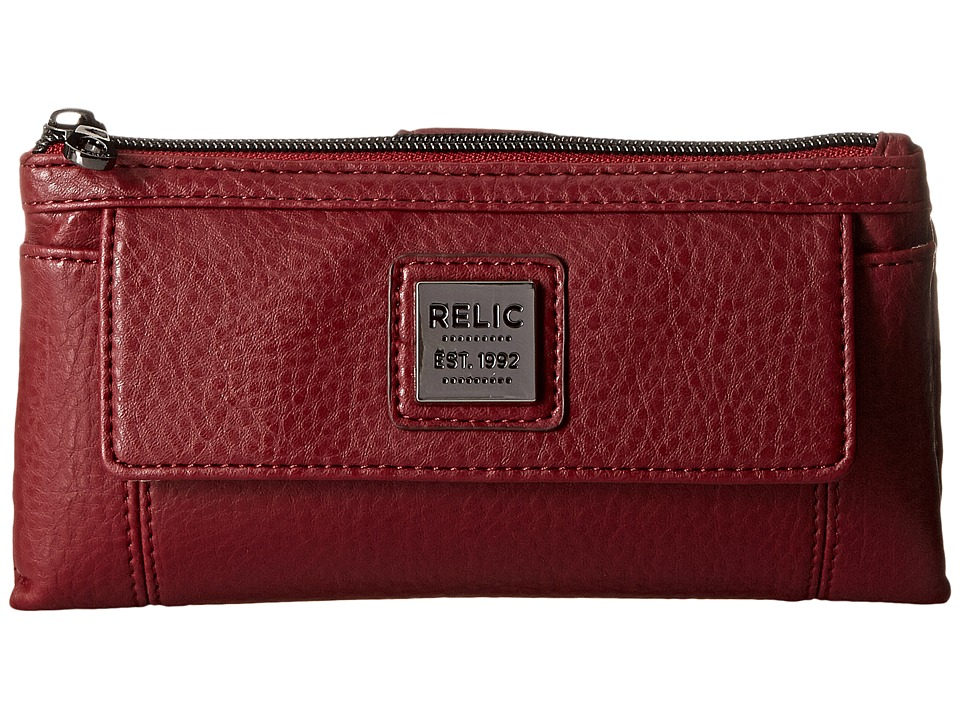 Relic - Bryce Checkbook (Baked Apple) Checkbook Wallet