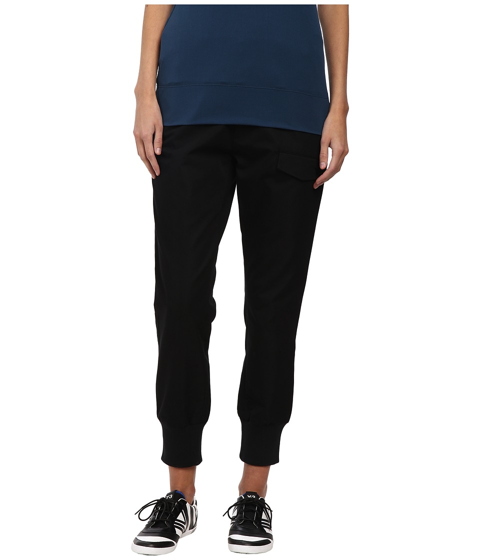 adidas Y-3 by Yohji Yamamoto - Wren Pants (Black) Women's Casual Pants