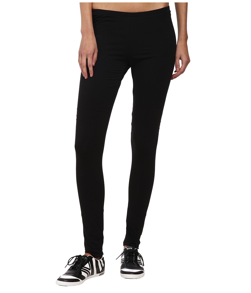 adidas Y-3 by Yohji Yamamoto - Reversible Leggings (Black/Sub Blue) Women's Casual Pants
