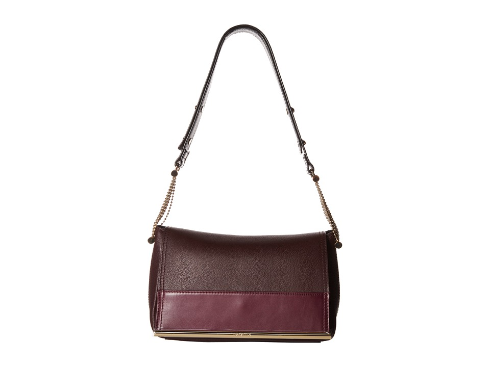 See by Chloe - Amy Crossbody (Perfect Plum) Shoulder Handbags