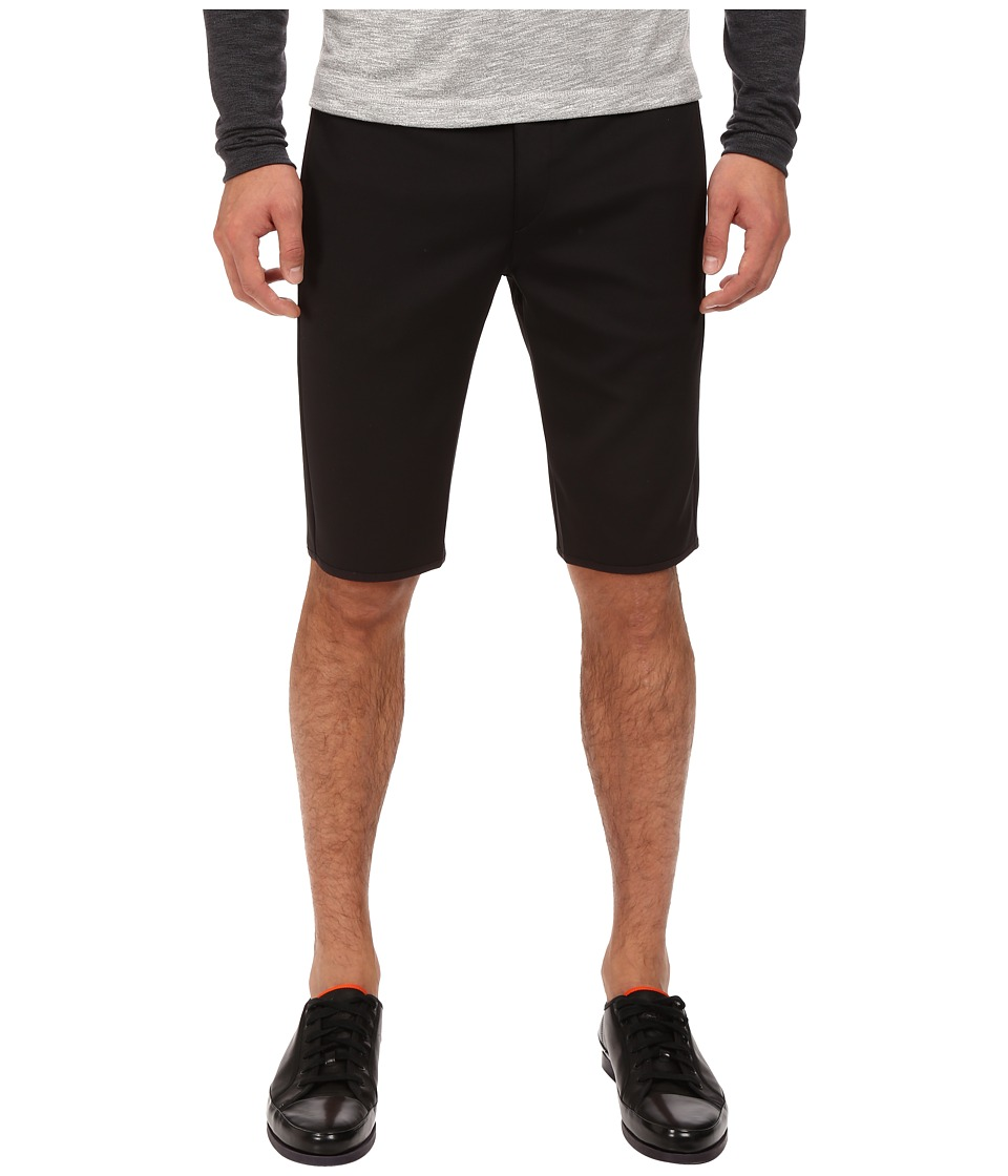 Theory - Dryden S.Jetliner Shorts (Black) Men's Shorts