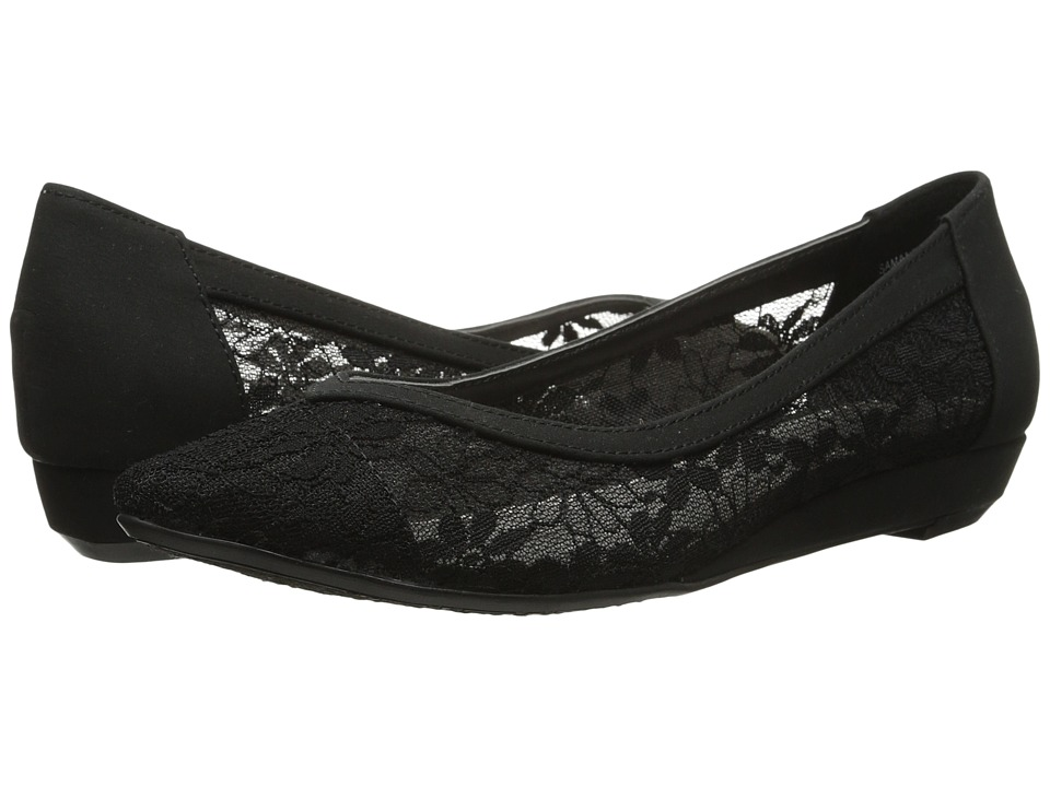 CL By Laundry Samantha (Black Lace) Women