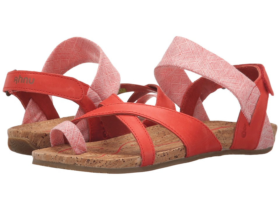 Ahnu - Sananda (Red Stone) Women's Shoes