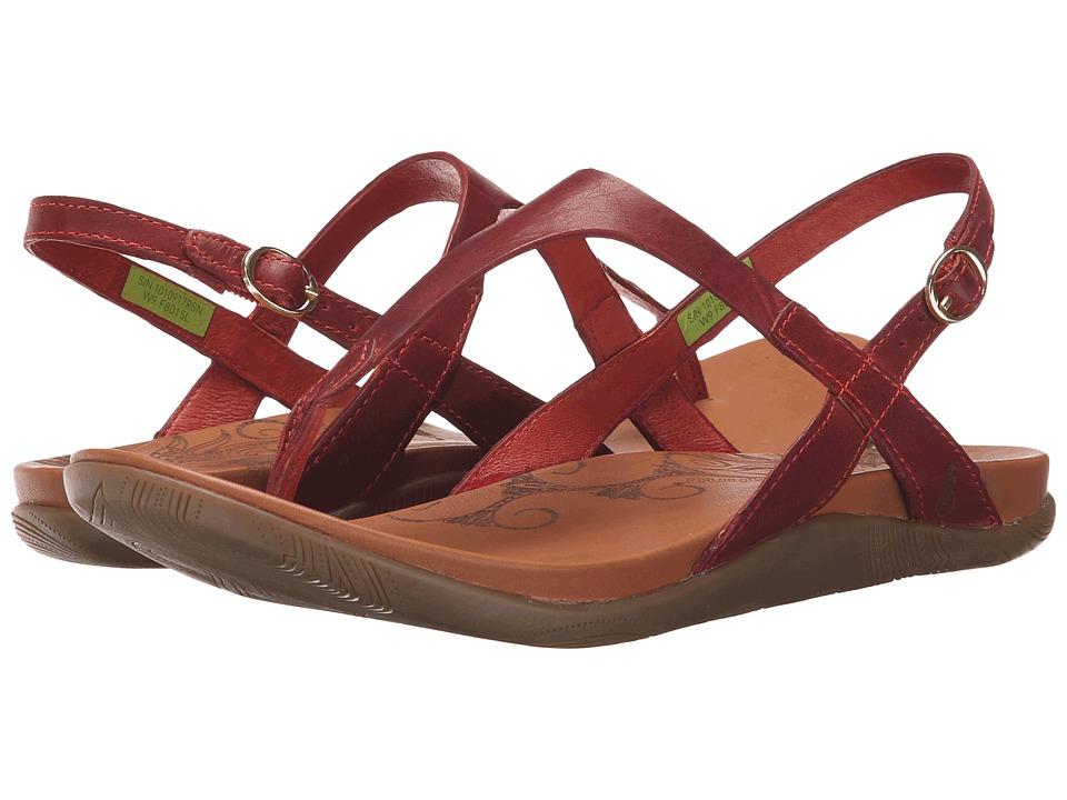 Ahnu - Salena (Red Stone) Women's Shoes