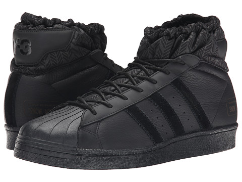 adidas Y-3 by Yohji Yamamoto - Snow Model (Black) Men's Shoes