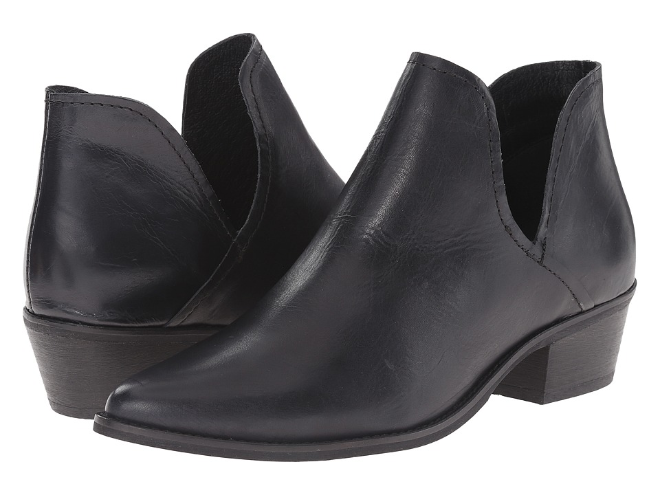 Steve Madden - Austin (Black) Women's Pull-on Boots