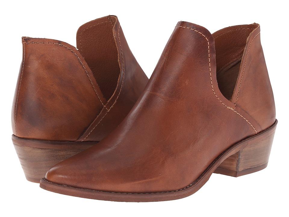 Steve Madden - Austin (Cognac) Women's Pull-on Boots