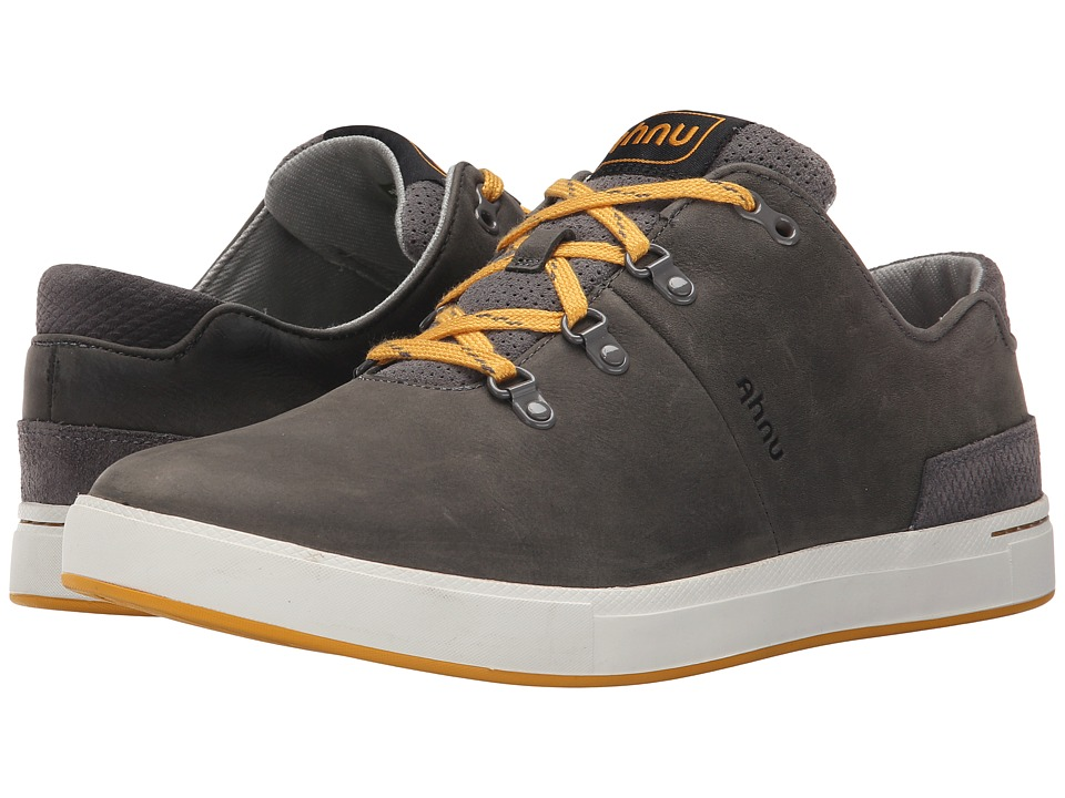 Ahnu - Fulton Low (Smoke Charcoal) Men's Shoes