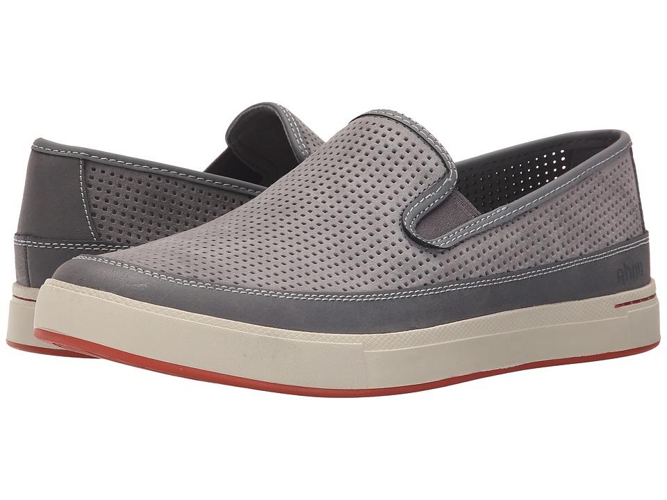 Ahnu - Steiner (Smoke Charcoal) Men's Shoes