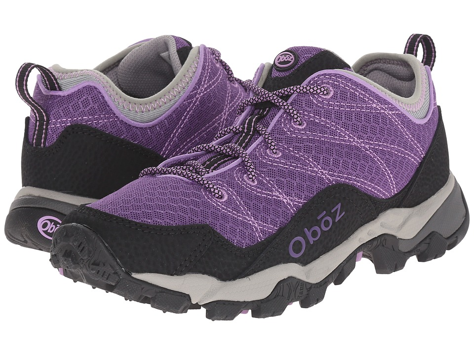 Oboz - Pika Low (Fuchsia) Women's Shoes
