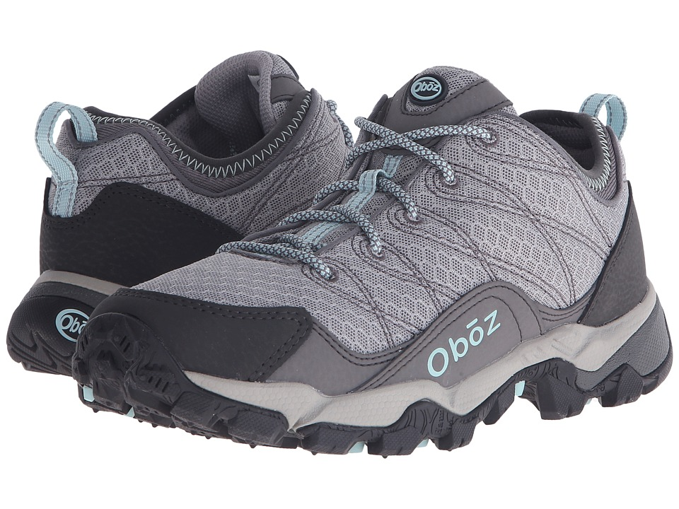 Oboz - Pika Low (Eggshell) Women's Shoes