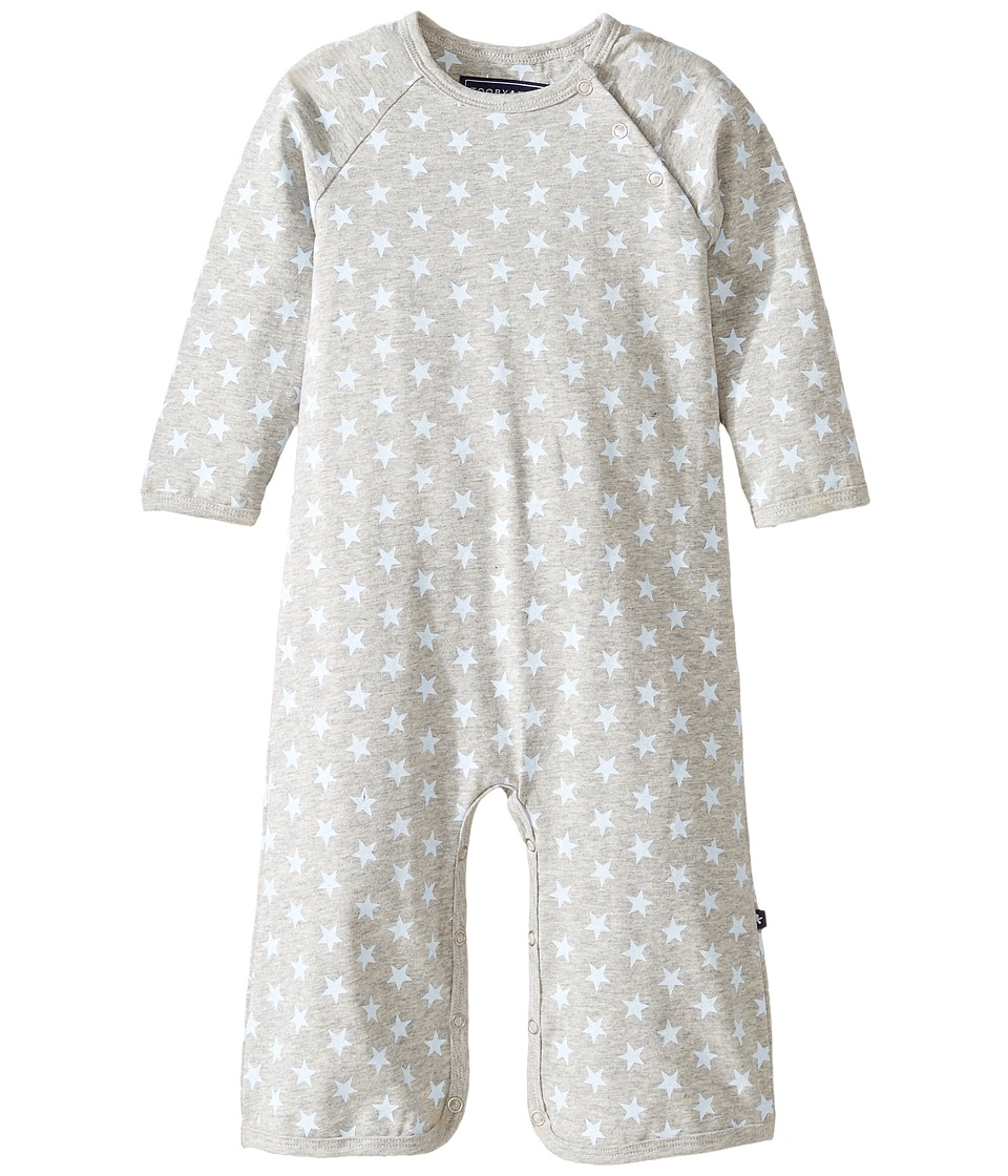 Toobydoo - Jackson Bootcut Jumpsuit (Infant) (Light Blue) Boy's Jumpsuit & Rompers One Piece