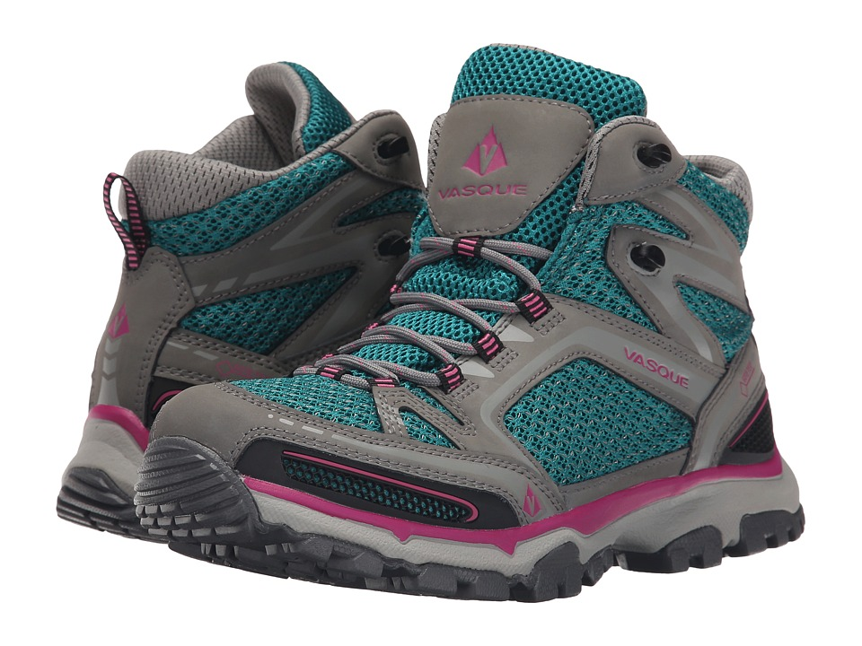 Vasque - Inhaler II GTX (Gargoyle/Evergreen) Women's Boots