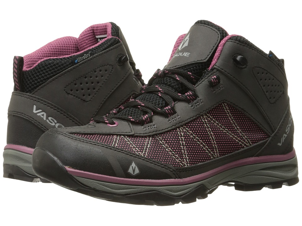 Vasque - Monolith UltraDry (Black/Damson) Women's Boots