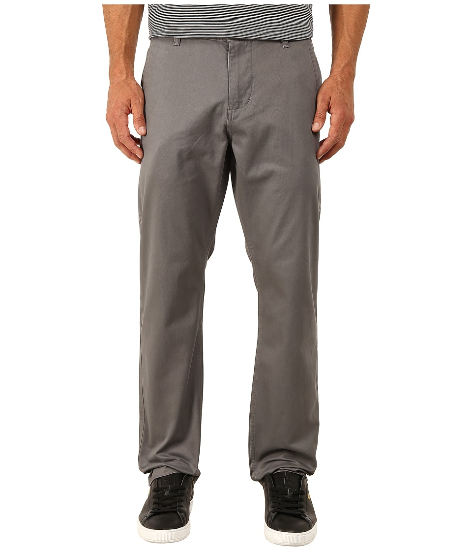 Dockers Men's - Alpha Original Athletic (Stretch Twill - Burma Grey) Men's Casual Pants